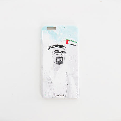 SHEIKH MOHAMMED BIN ZAYED AL NAHYAN IPHONE 6 COVER