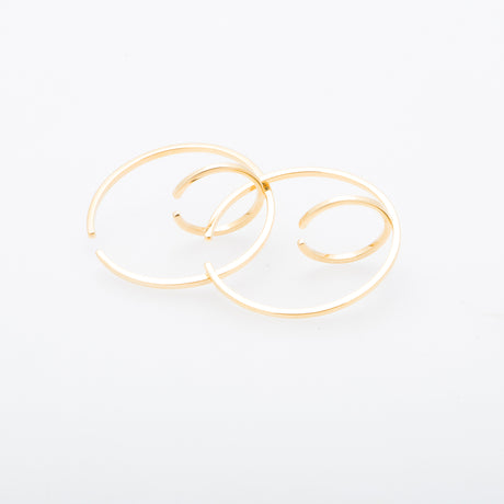 ARIANNA GOLD EARRINGS