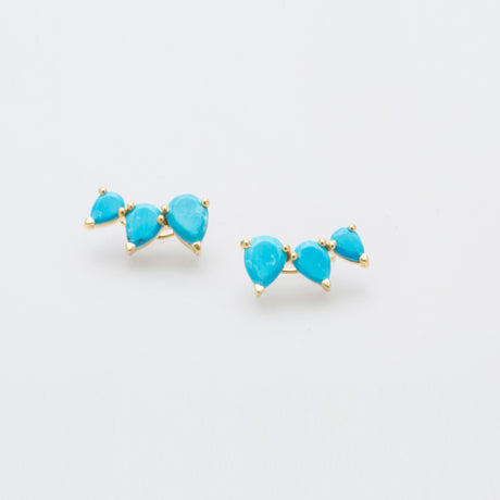 SUNNY TURQUOISE EARRINGS