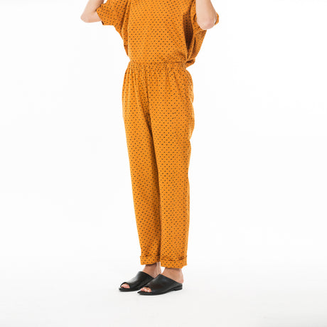 LOUNGER RUST PANTS