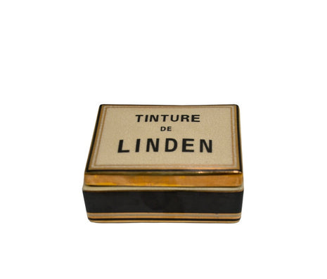 LINDEN CERAMIC CANDLE