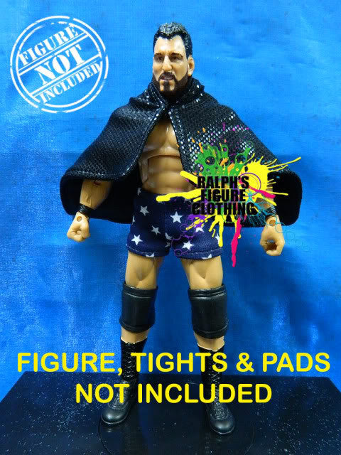 Austin Aries Black Cape