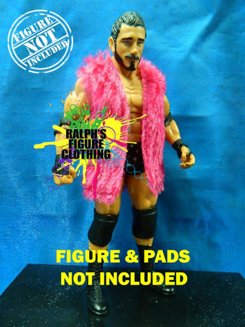 Austin Aries Pink Duster