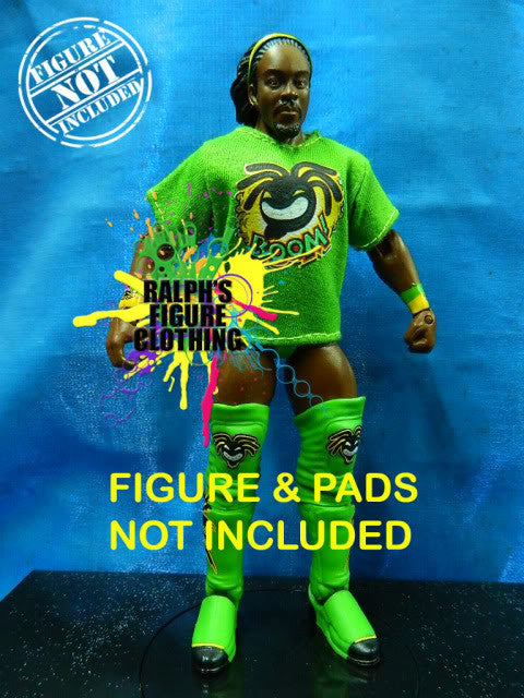 Kofi Kingston Green