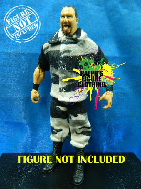 Bubba Ray Camo Outfit