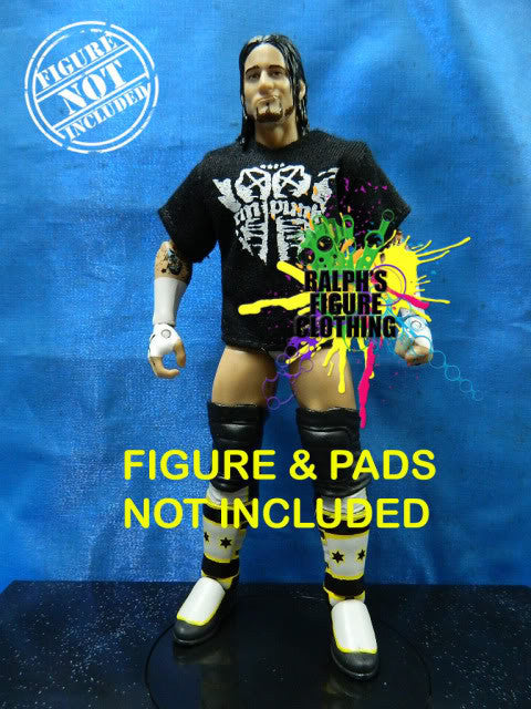 CM Punk Double Fist Shirt
