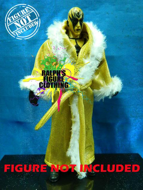 Goldust Gold Robe D