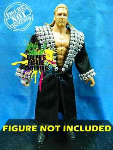 Triple H Black Robe
