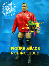 "Arn Anderson ""The Four Horsemen"" Red Jacket"