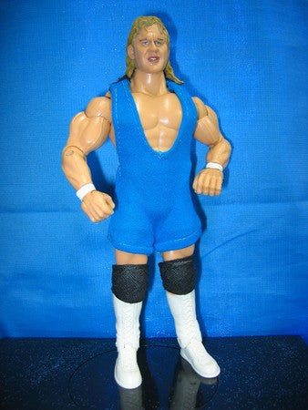Mr. Perfect Blue Singlet