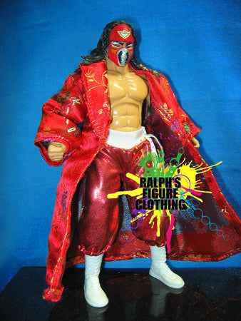Hayabusa Red Robe and Pants
