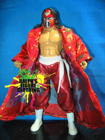 Hayabusa Red Robe