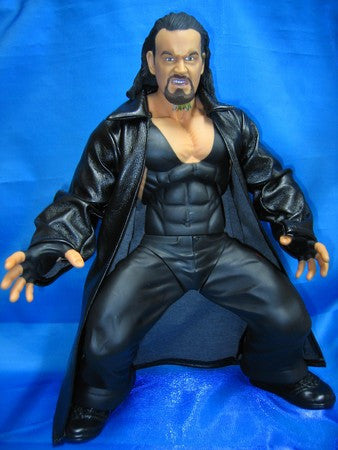 Ring Giant Undertaker Leather Coat