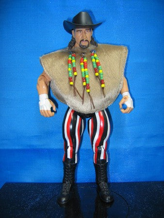 Terry Funk Poncho