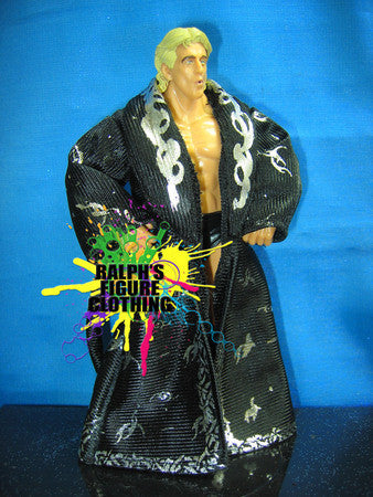 Ric Flair Black Robe C