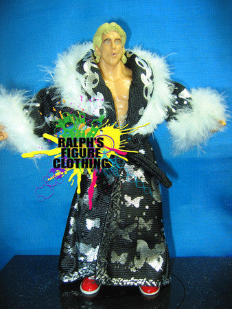 Ric Flair Black Robe D