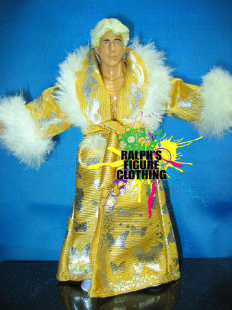 Ric Flair Gold Robe B