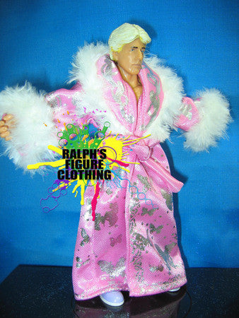 Ric Flair Pink Robe F