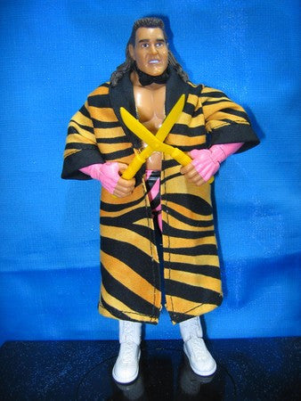 Brutus Beefcake Yellow Coat