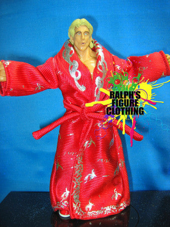 Ric Flair Red Robe B