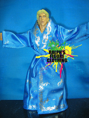 Ric Flair Light Blue Robe B