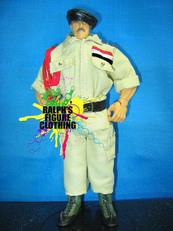 Sgt. Slaughter Iraqi Outfit B