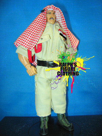 Sgt. Slaughter Iraqi Outfit A