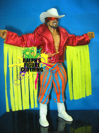 Randy Savage Red Jacket