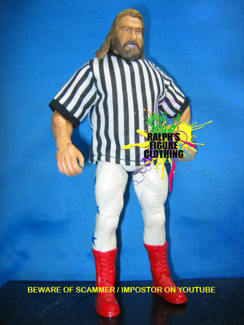 Referee Shirt For John Studd-Type Torso