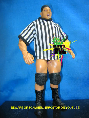 Referee Shirt For BATISTA, HHH-Type Torso