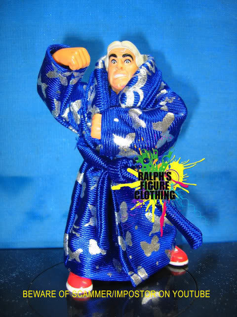 Hasbro Ric Flair Blue Robe