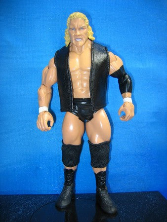 Steve Austin/Sid Black Leather Vest