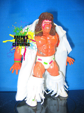 Hasbro Ultimate Warrior White Duster