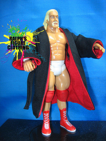 Hulk Hogan Black Robe