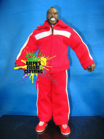Mr. T Red Tracksuit