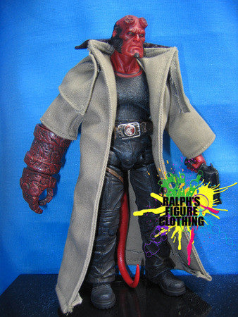 Hellboy Fabric Coat