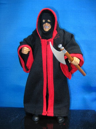 Masked Executioner with Robe Outfit