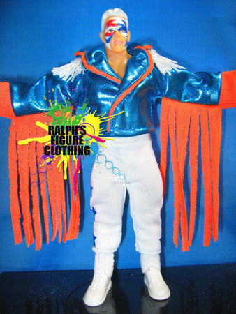 Sting Metallic Blue Jacket