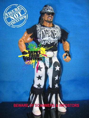 Randy Savage NWO Madness Outfit