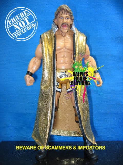 Jeff Jarrett Gold Coat