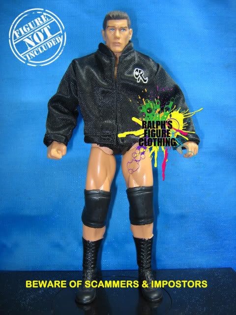 Cody Rhodes Black Jacket