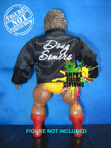 Remco Doug Somers Black Jacket