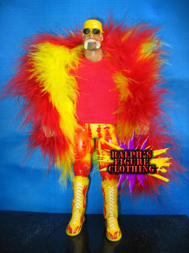 hulk hogan costume accessories