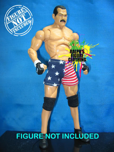 Don Frye USA MMA Tights and Pads