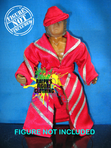 Remco Dusty Rhodes Red Robe