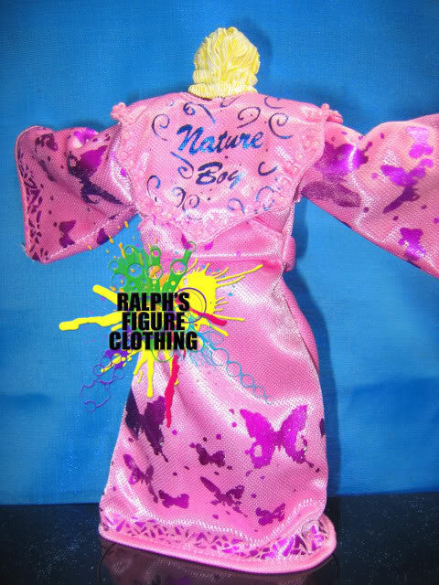 Ric Flair Pink Robe D