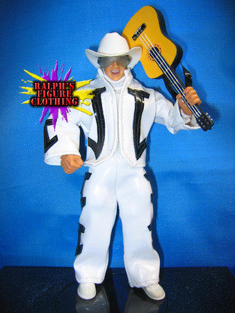 Jeff Jarrett Jacket and Pants