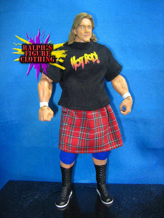 Roddy Piper Black HOT ROD Shirt