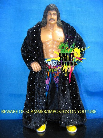 Rick Rude Black Velvet Robe