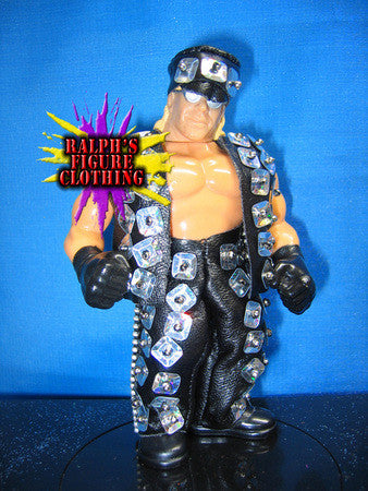 Hasbro Shawn Michaels Black Vest, Chaps, and Hat